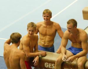 BlondeGymnasts1
