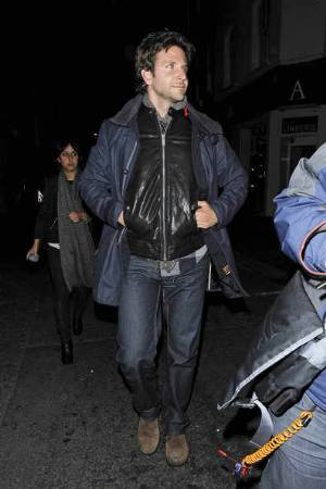 bradley cooper leather jacket