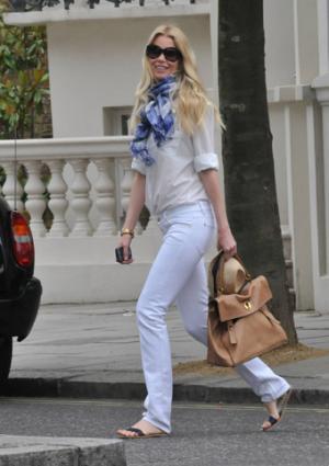 CLAUDIA SCHIFFER jeans