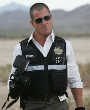 george eads hot in police uniform