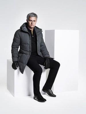 jose mourinho porsche design by adidas