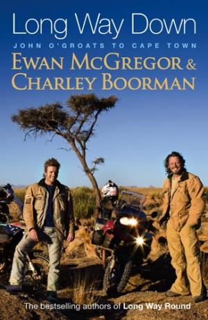 ewan mcgregor leather jacket long way down