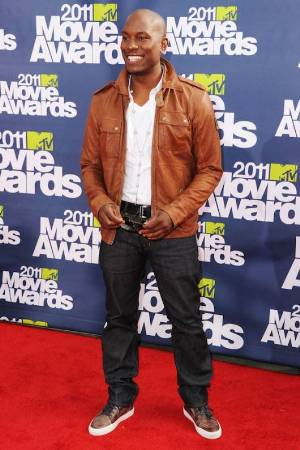 brown leather jackets tyrese gibson belstaff