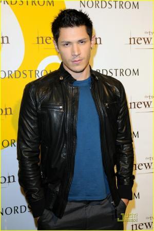 Alex Meraz Leather Jacket