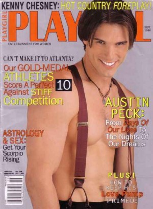 austin peck playgirl cover