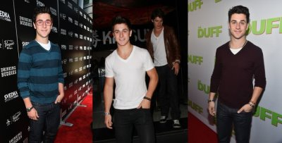 david henrie gay vneck shirts