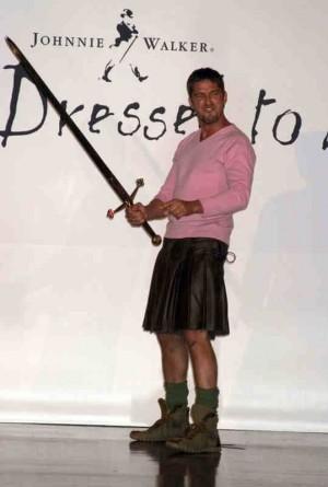 leather kilts for men genuine gerard butler