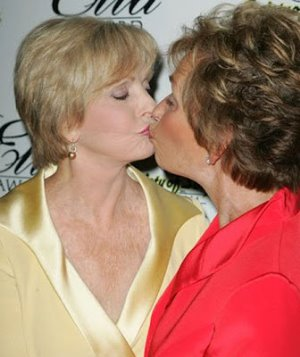 girls making out judge judy and a lady friend