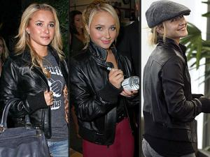 hayden panettiere style express faux leather