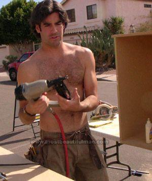 hot carter oosterhouse shirtless