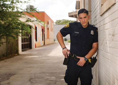 hot guys in police uniform san antonio police dept texas - hurricane calendar