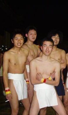 fundoshi japanese underwear festival