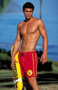 jason momoa young baywatch hunk