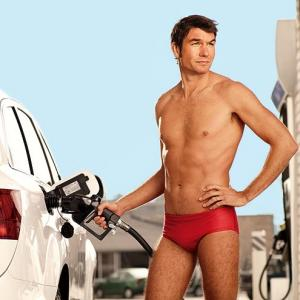 red speedos for men - jerry oconnell