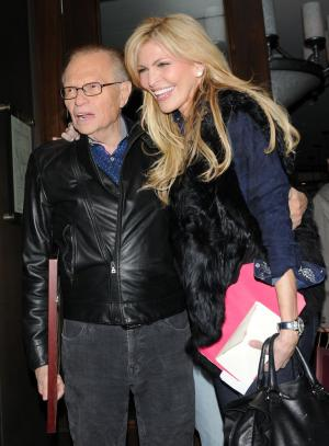 old men fashion style watch - larry king