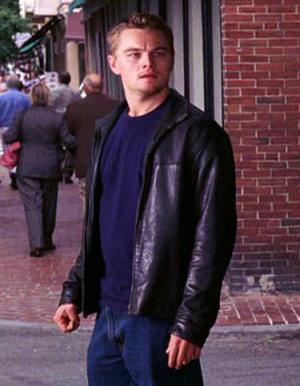 leonardo dicaprio style - belstaff on the departed movie