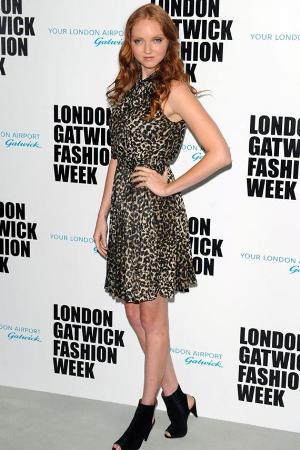 short dress for girls leopard print