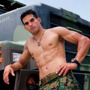 real hot marine guys shirtless