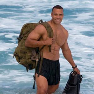 hot real marine guys in uniform american heroes calendar