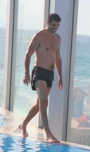 mehmet akif alakurt shirtless in shorts