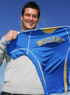 david nugent selfie scandal