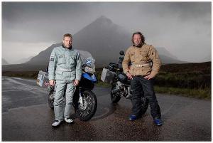 ewan mcgregor belstaff leather jacket long way down