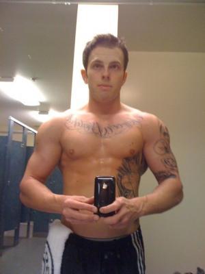 ryan vieth shirtless - tamra barney son - real housewives orange county