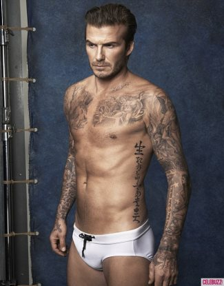 white speedo for men david beckham by hm