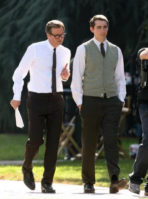 hot men in suit celebrity fashion style
