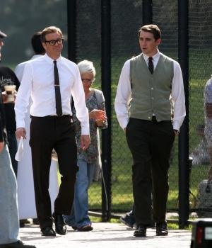 hot men in suit colin firth a single man