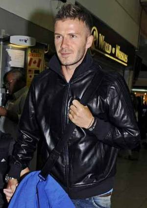 celebrity bomber jacket picks adidas for beckham