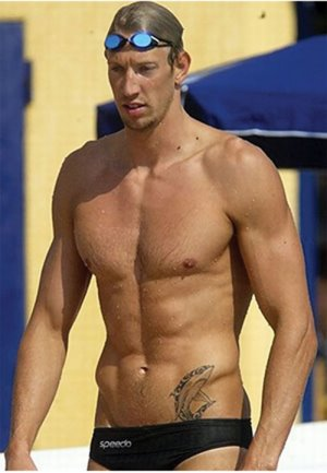 Hot French Men in Speedo alain bernard