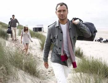 jude law dunhill menswear