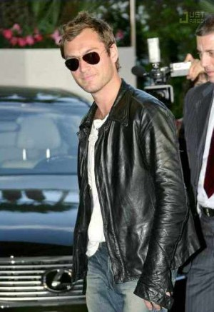 jude law leather jacket by carol christian poell