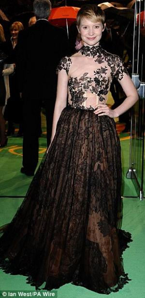 lace dress for girls mia red carpet