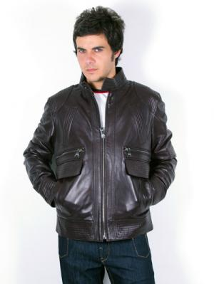 dolce gabbana bomber leather jackets