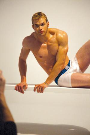 enhanced underwear for men - kellan lutz model