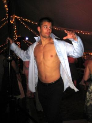 eric decker shirtless sexy