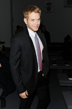 black suit white shirt - celebrity fashion