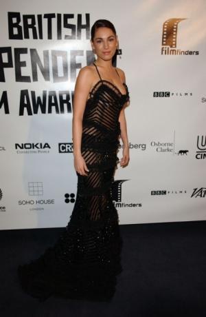kelly-brook-see-through-dress-at-british-awards-show-