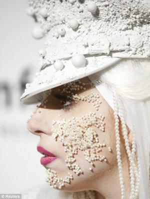 lady gaga jewelry pearl