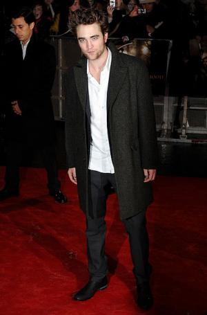 long coats for men robert pattinson