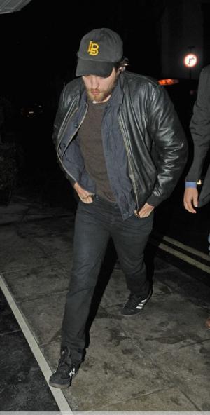 Adidas Samba Shoes Celebrity Fan Robert Pattinson