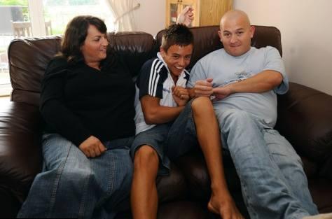 tom daley parents