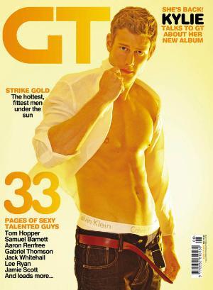 tom hopper shirtless hunk