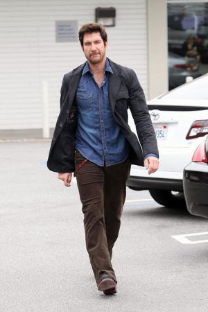 blue shirts for men denim shirt dylan mcdermott