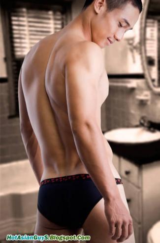 hot vietnamese guys model underwear