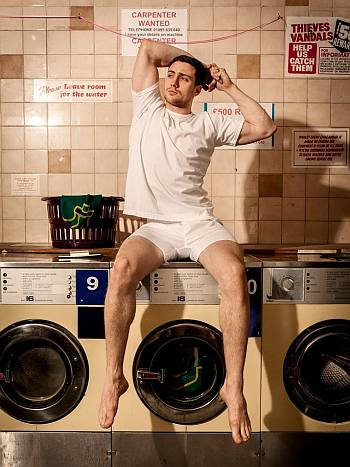 aaron taylor-johnson underwear - vogue magazine