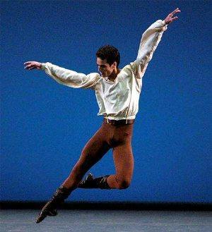 Famous Male Ballet Dancers benjamin millipied