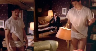 brendan fraser underwear briefs younger and younger